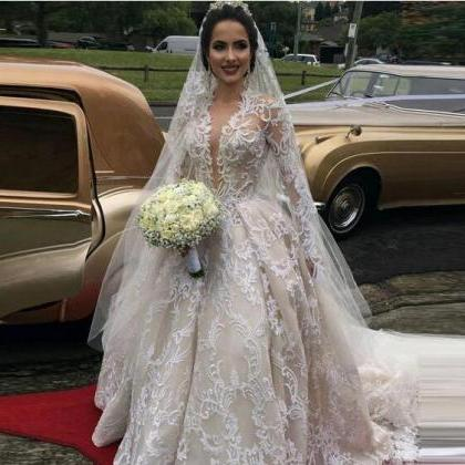 Amazing Retro Lace Wedding Dresses ..