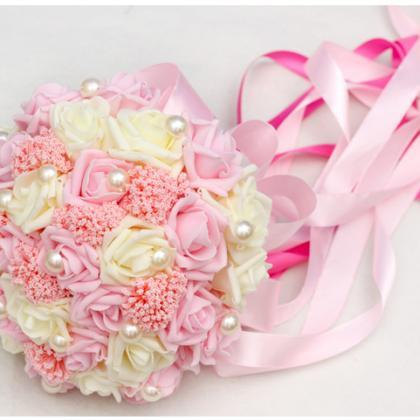 New Arrival Wedding Bouquet Handmad..