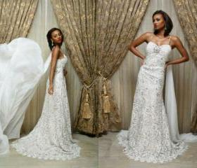 White Mermaid Weddin..